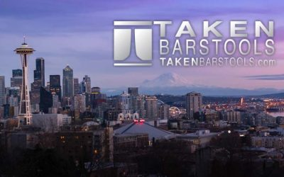 Taken Barstools, LLC is the newest addition to Seattle's handcrafting small business landscape